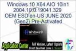 Windows 10 X64 Pro VL incl Office 2019 en-US SEP 2020 {Gen2}